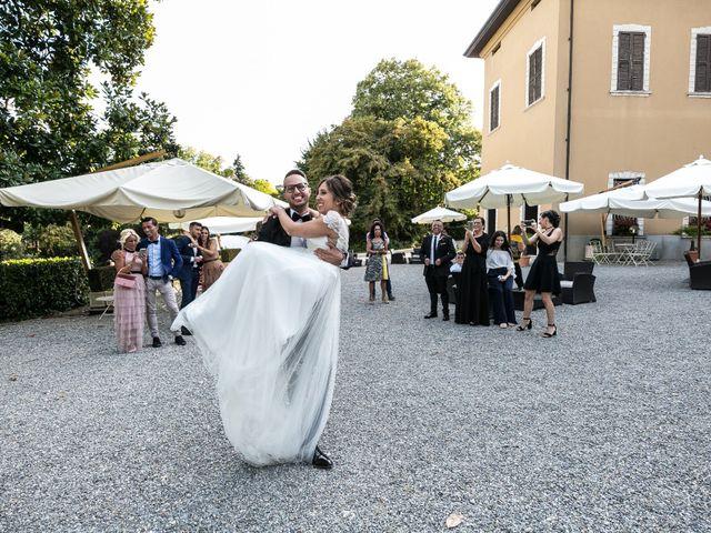 Il matrimonio di Nicola e Anna a Trescore Balneario, Bergamo 129