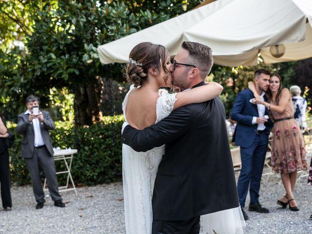 Il matrimonio di Nicola e Anna a Trescore Balneario, Bergamo 131