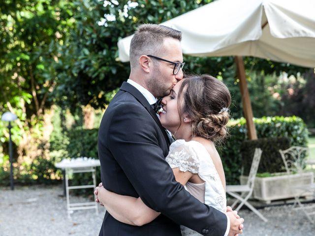 Il matrimonio di Nicola e Anna a Trescore Balneario, Bergamo 132
