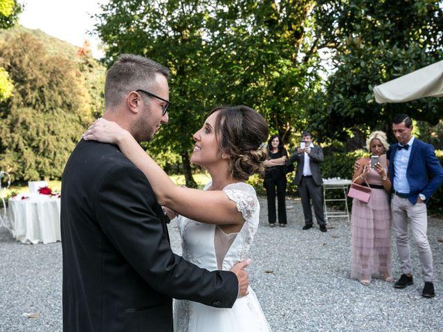 Il matrimonio di Nicola e Anna a Trescore Balneario, Bergamo 133