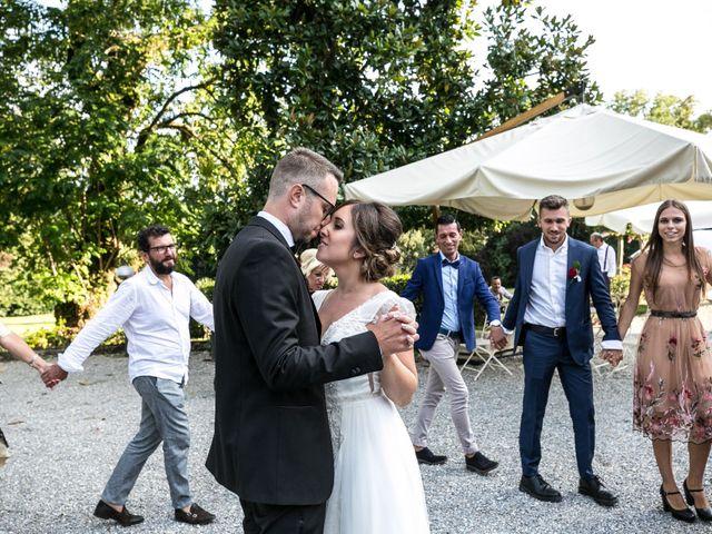 Il matrimonio di Nicola e Anna a Trescore Balneario, Bergamo 134
