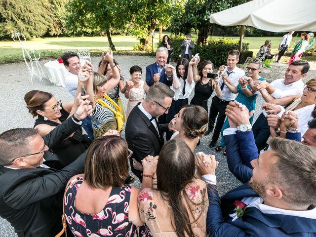 Il matrimonio di Nicola e Anna a Trescore Balneario, Bergamo 135