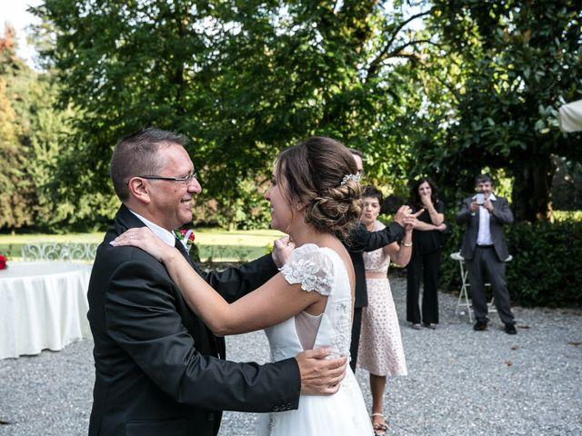 Il matrimonio di Nicola e Anna a Trescore Balneario, Bergamo 136