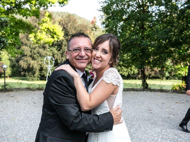 Il matrimonio di Nicola e Anna a Trescore Balneario, Bergamo 137
