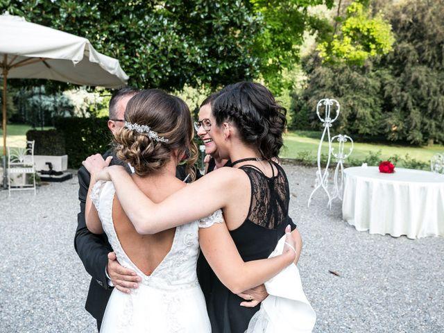 Il matrimonio di Nicola e Anna a Trescore Balneario, Bergamo 138