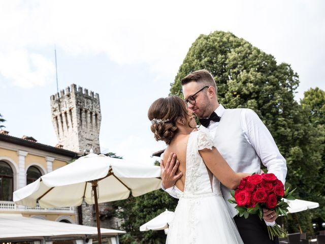Il matrimonio di Nicola e Anna a Trescore Balneario, Bergamo 140