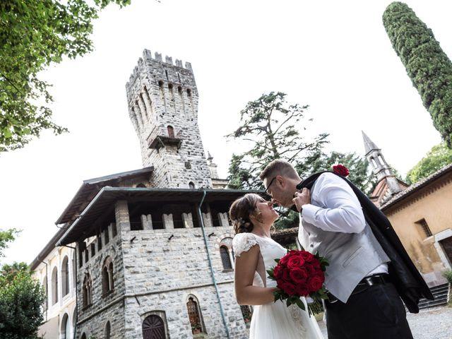 Il matrimonio di Nicola e Anna a Trescore Balneario, Bergamo 141