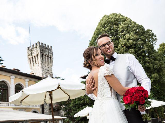 Il matrimonio di Nicola e Anna a Trescore Balneario, Bergamo 143