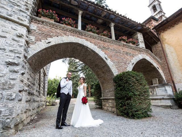 Il matrimonio di Nicola e Anna a Trescore Balneario, Bergamo 146