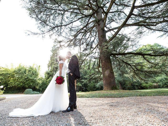 Il matrimonio di Nicola e Anna a Trescore Balneario, Bergamo 147