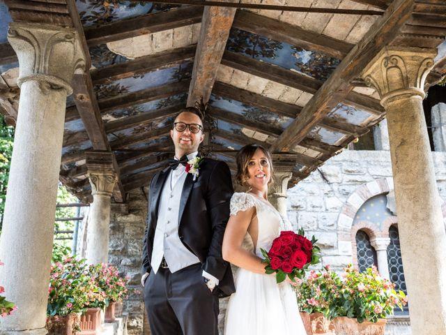 Il matrimonio di Nicola e Anna a Trescore Balneario, Bergamo 148