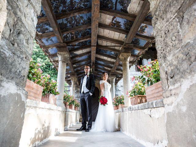 Il matrimonio di Nicola e Anna a Trescore Balneario, Bergamo 149