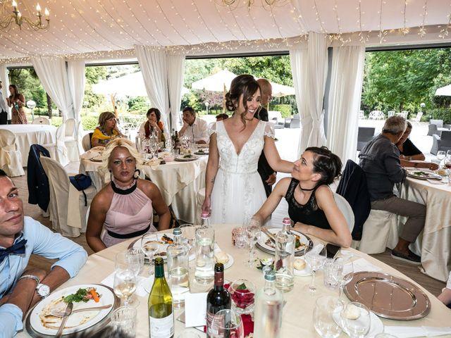 Il matrimonio di Nicola e Anna a Trescore Balneario, Bergamo 150