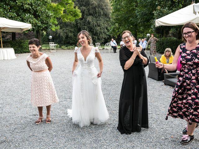 Il matrimonio di Nicola e Anna a Trescore Balneario, Bergamo 152