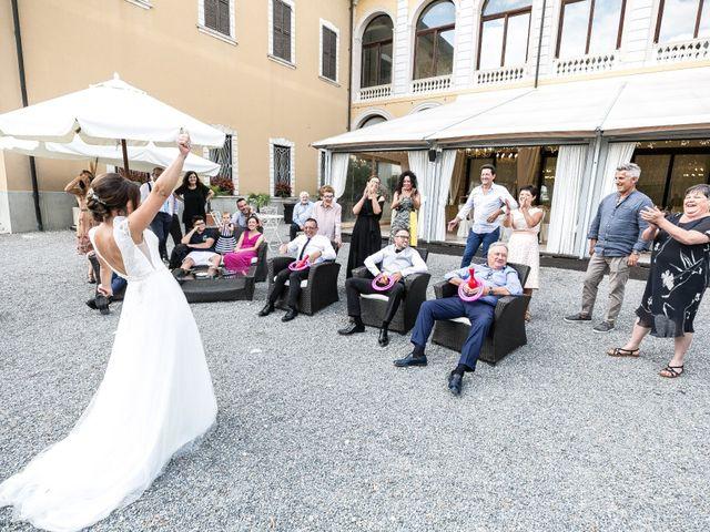 Il matrimonio di Nicola e Anna a Trescore Balneario, Bergamo 153