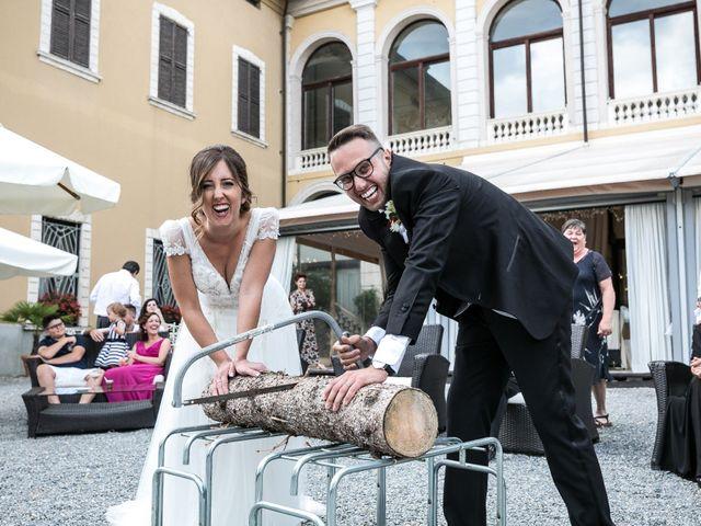 Il matrimonio di Nicola e Anna a Trescore Balneario, Bergamo 154