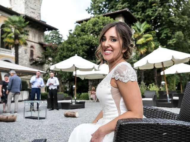 Il matrimonio di Nicola e Anna a Trescore Balneario, Bergamo 156
