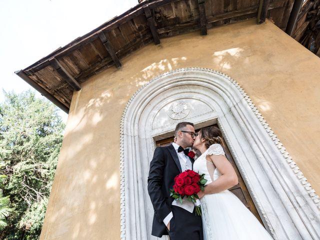 Il matrimonio di Nicola e Anna a Trescore Balneario, Bergamo 160