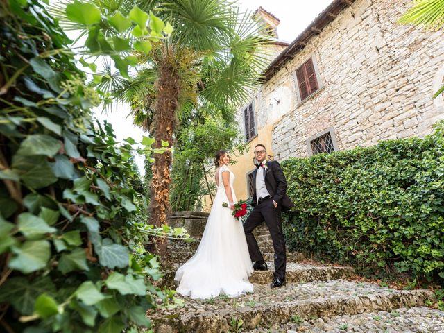 Il matrimonio di Nicola e Anna a Trescore Balneario, Bergamo 161