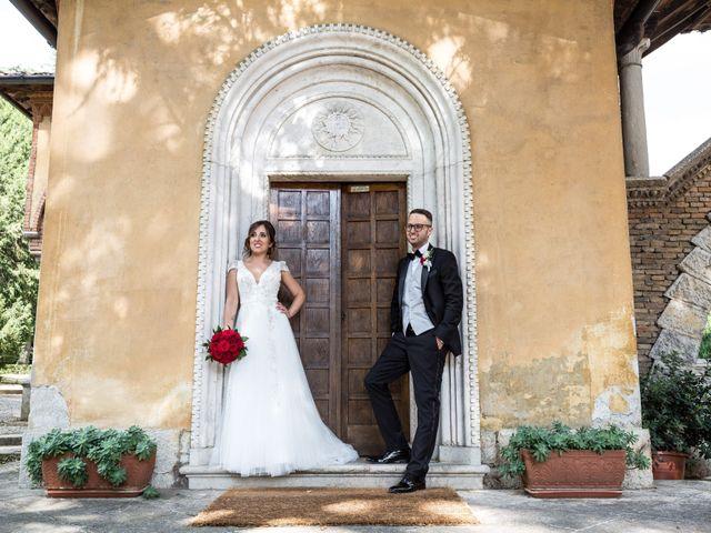 Il matrimonio di Nicola e Anna a Trescore Balneario, Bergamo 163
