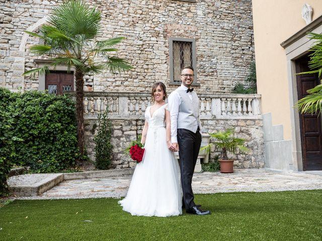 Il matrimonio di Nicola e Anna a Trescore Balneario, Bergamo 164