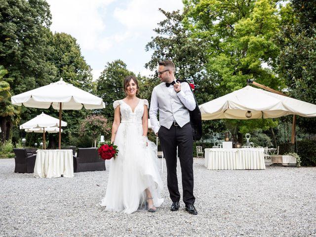 Il matrimonio di Nicola e Anna a Trescore Balneario, Bergamo 166