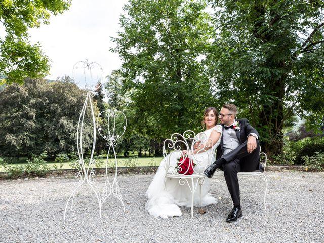 Il matrimonio di Nicola e Anna a Trescore Balneario, Bergamo 168