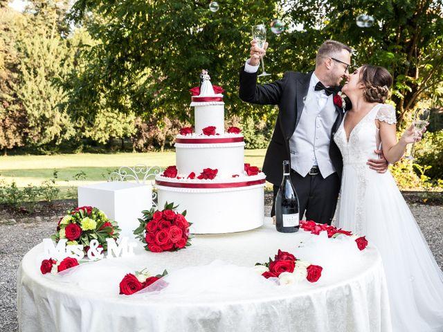 Il matrimonio di Nicola e Anna a Trescore Balneario, Bergamo 180