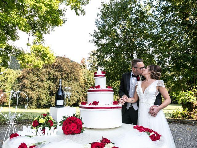 Il matrimonio di Nicola e Anna a Trescore Balneario, Bergamo 182