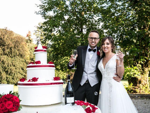 Il matrimonio di Nicola e Anna a Trescore Balneario, Bergamo 183