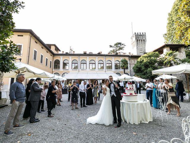 Il matrimonio di Nicola e Anna a Trescore Balneario, Bergamo 184