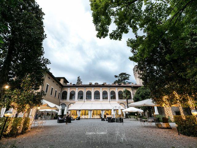 Il matrimonio di Nicola e Anna a Trescore Balneario, Bergamo 186