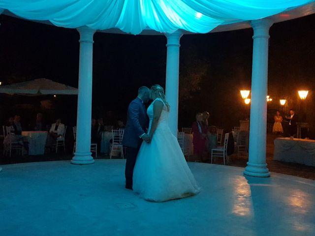 le nozze di Domenico e Arianna