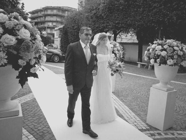 Il matrimonio di Antonio e Maria a Capua, Caserta 16