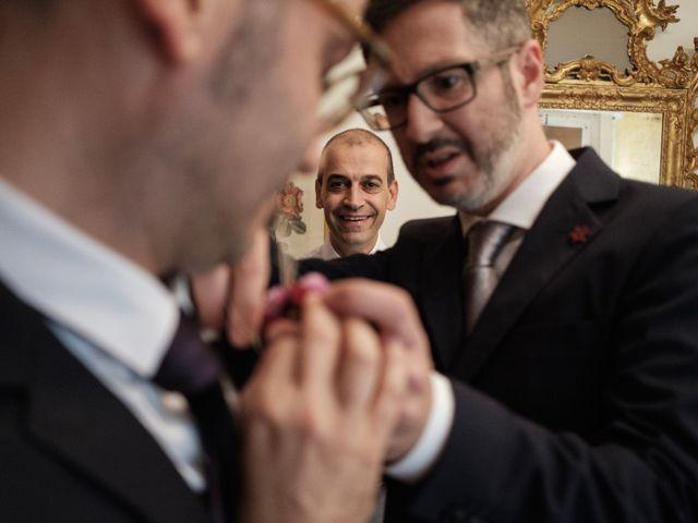 Il matrimonio di Emanuele e Patrizia a Rignano sull'Arno, Firenze 5