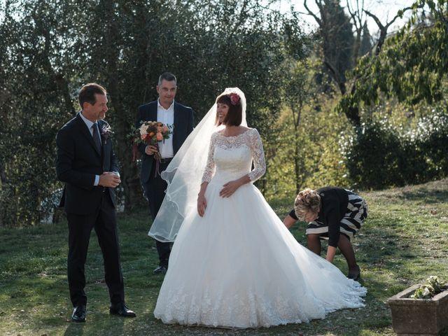 Il matrimonio di Emanuele e Patrizia a Rignano sull'Arno, Firenze 8
