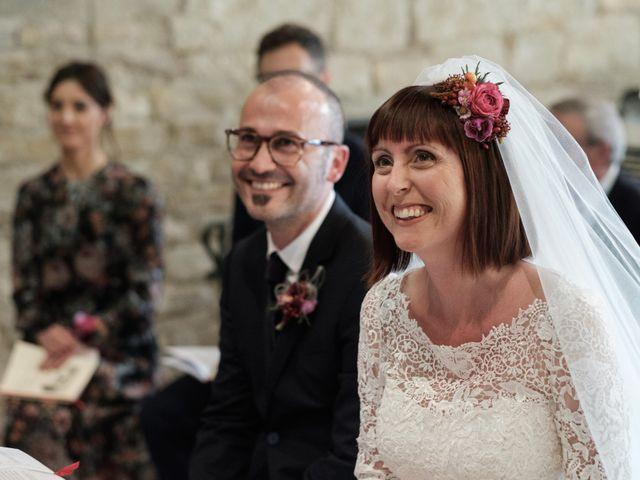 Il matrimonio di Emanuele e Patrizia a Rignano sull'Arno, Firenze 11