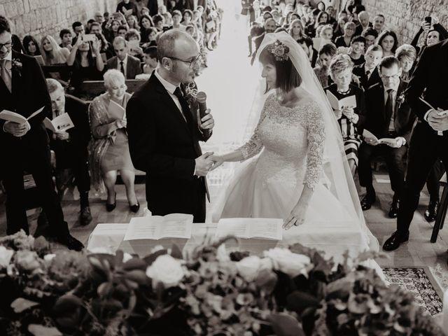 Il matrimonio di Emanuele e Patrizia a Rignano sull'Arno, Firenze 1