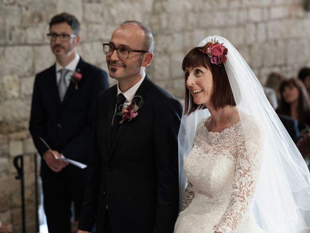 Il matrimonio di Emanuele e Patrizia a Rignano sull'Arno, Firenze 12