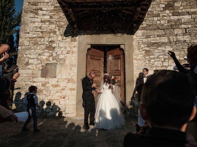 Il matrimonio di Emanuele e Patrizia a Rignano sull'Arno, Firenze 16