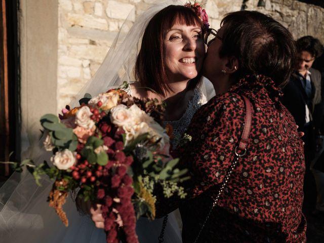 Il matrimonio di Emanuele e Patrizia a Rignano sull'Arno, Firenze 17