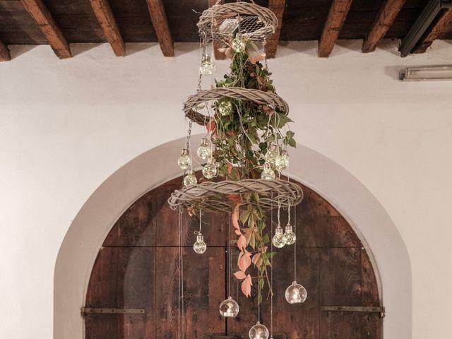 Il matrimonio di Emanuele e Patrizia a Rignano sull'Arno, Firenze 20