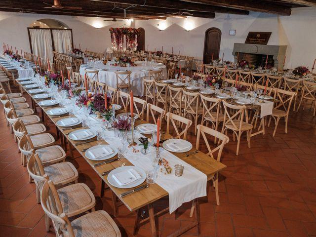 Il matrimonio di Emanuele e Patrizia a Rignano sull'Arno, Firenze 23