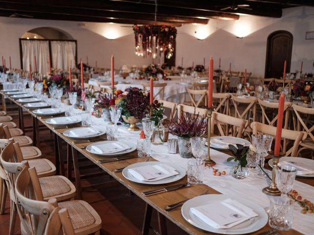 Il matrimonio di Emanuele e Patrizia a Rignano sull'Arno, Firenze 24