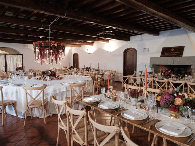 Il matrimonio di Emanuele e Patrizia a Rignano sull'Arno, Firenze 25