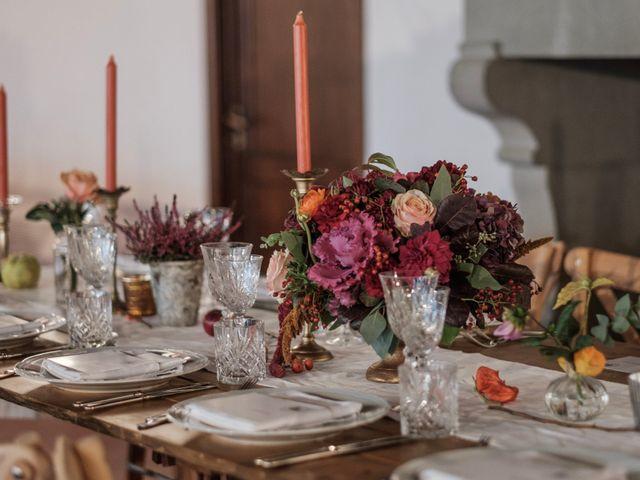 Il matrimonio di Emanuele e Patrizia a Rignano sull'Arno, Firenze 28