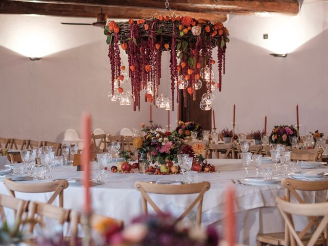 Il matrimonio di Emanuele e Patrizia a Rignano sull'Arno, Firenze 31