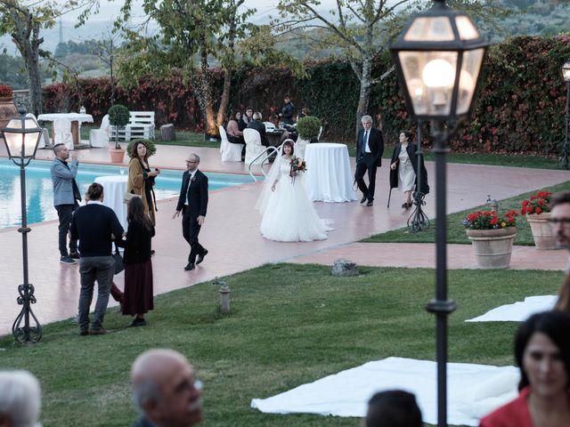 Il matrimonio di Emanuele e Patrizia a Rignano sull'Arno, Firenze 33