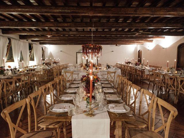 Il matrimonio di Emanuele e Patrizia a Rignano sull'Arno, Firenze 36