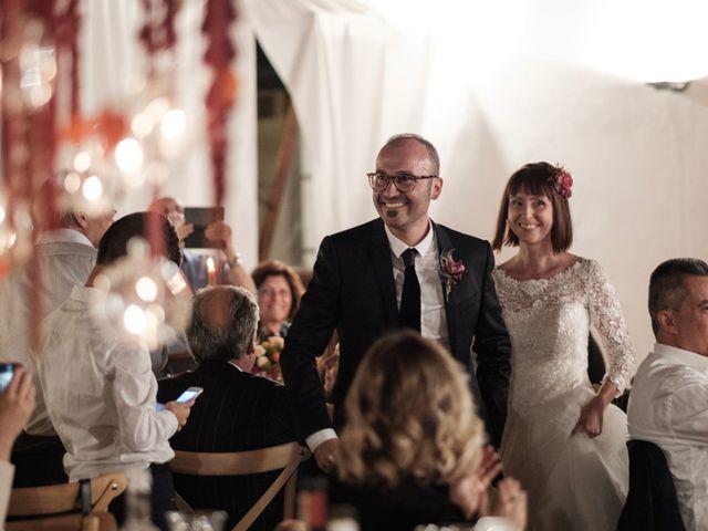 Il matrimonio di Emanuele e Patrizia a Rignano sull'Arno, Firenze 37